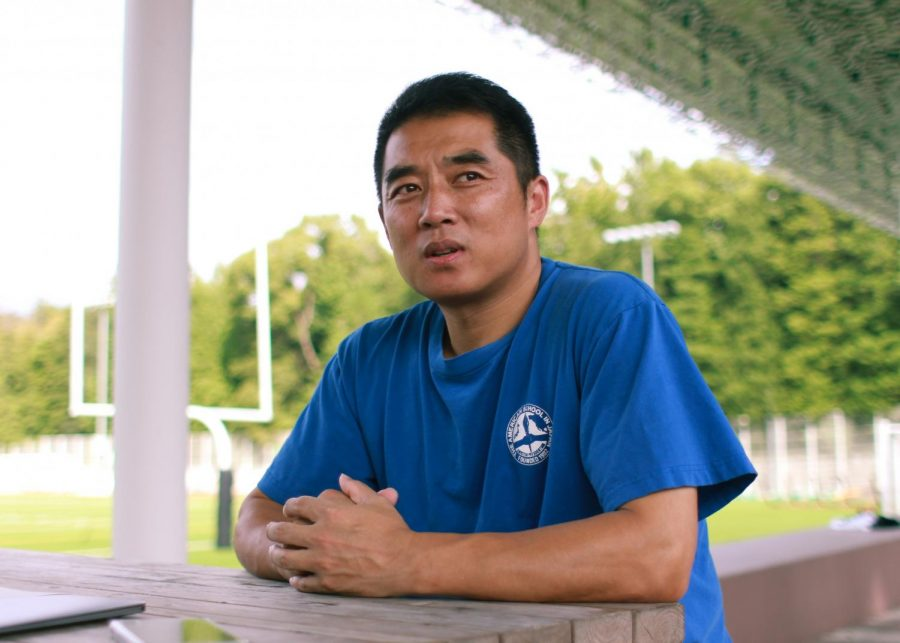 Interview with Mr. Jiao Degang