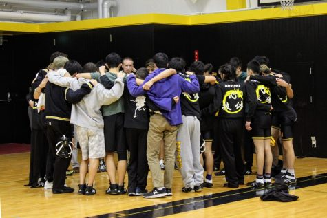 The Resurgence of the Wrestling Program