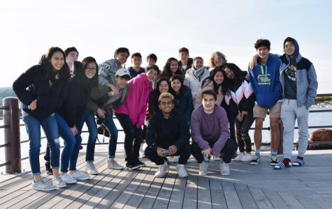 English Circle Visits Fukushima