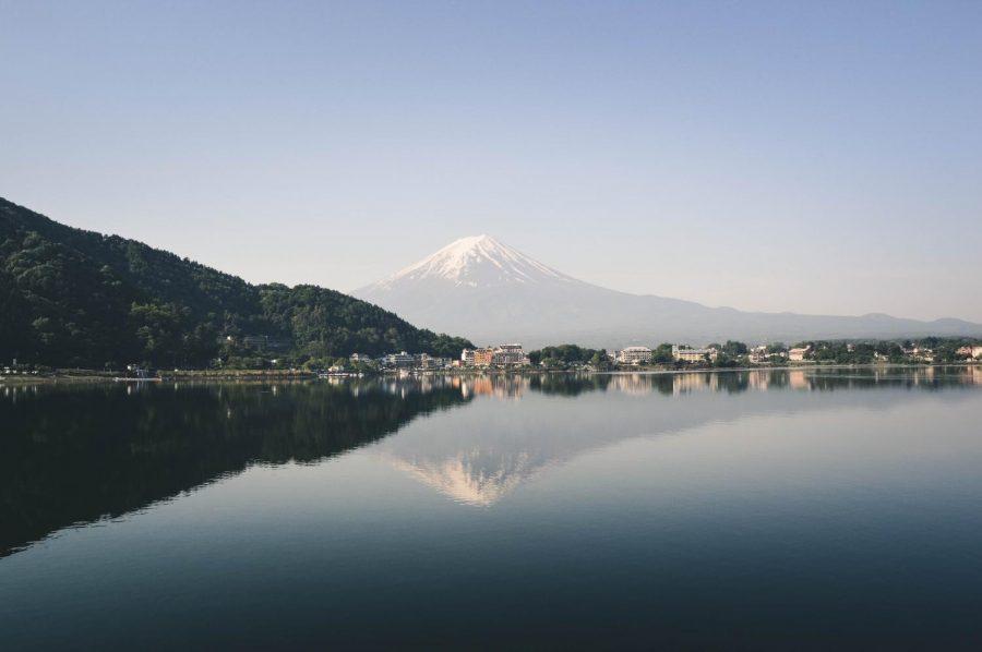 Fuji By Morning