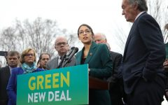 Spilling the Green (New Deal) Tea