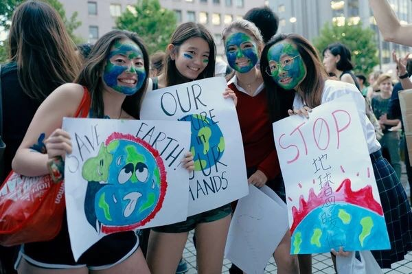 Global Climate Strike and Youth Activism