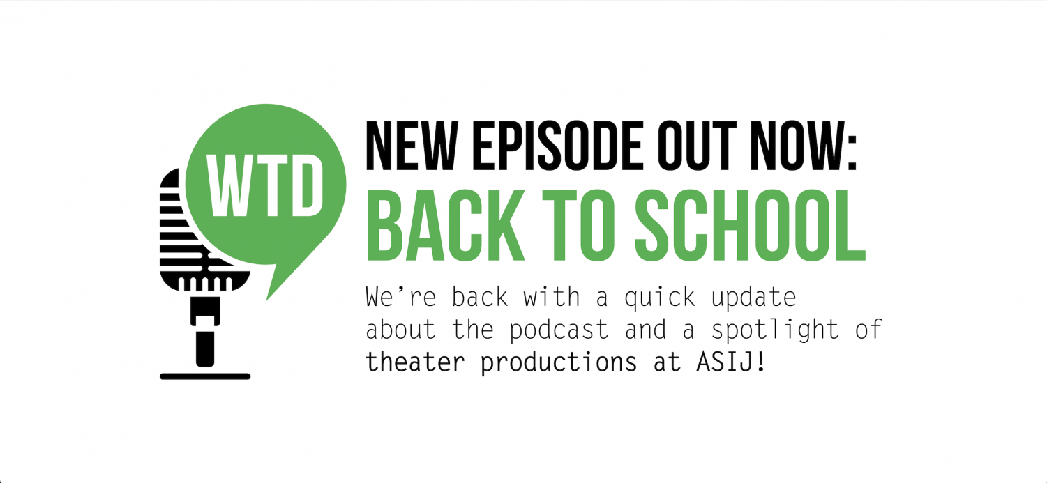 What's the Dealio? – Episode 7: Back to School