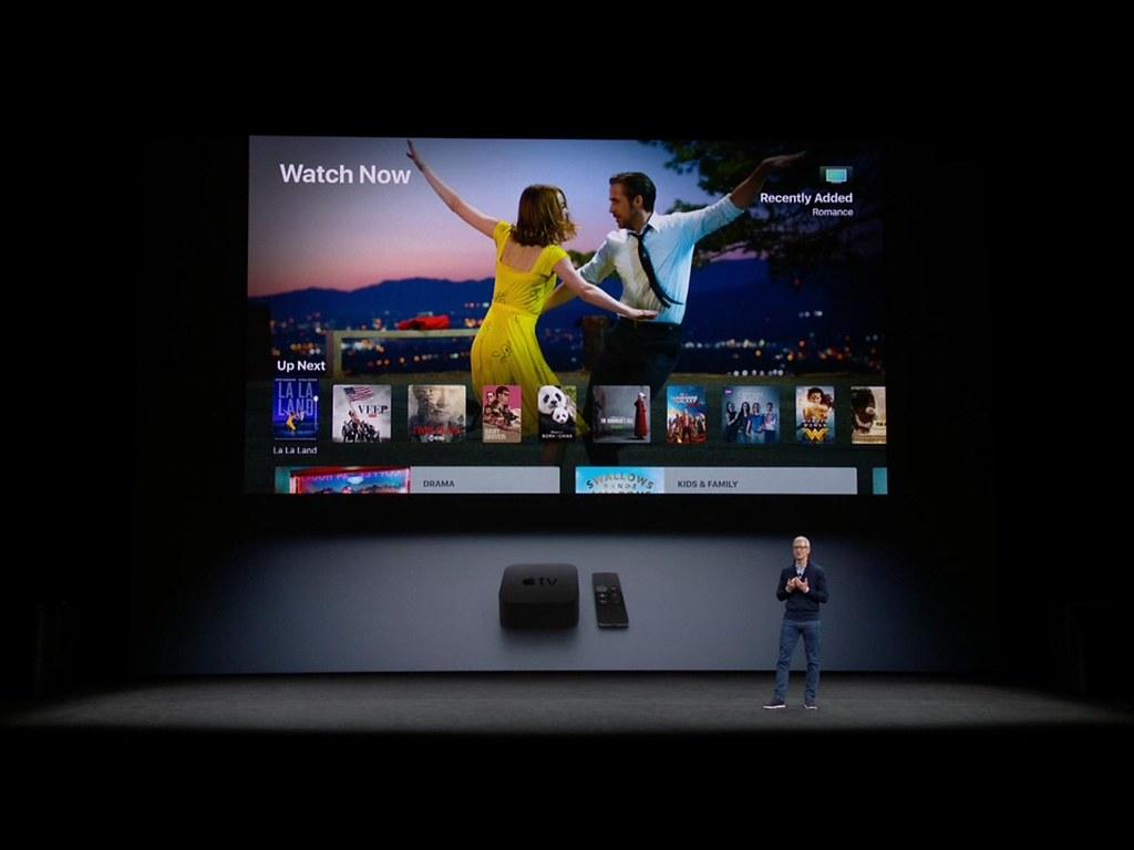 Apple's Netflix