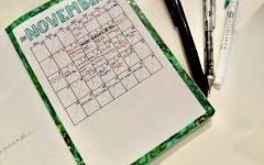 Bullet Journaling: Staying Organized, Artfully