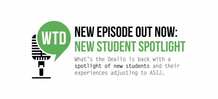 What's the Dealio? – Episode 8: New Student Spotlight