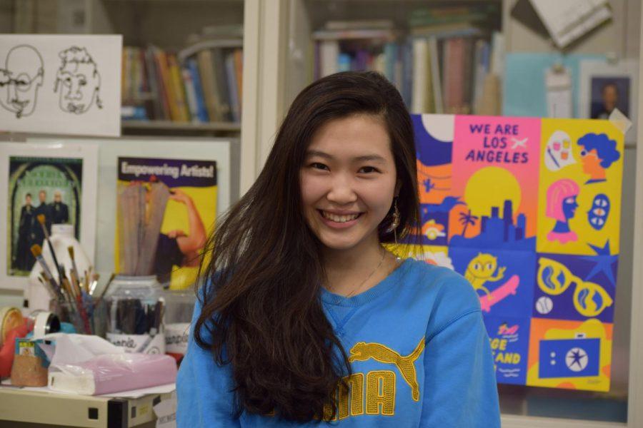 Humans of ASIJ - Juri Kimura '21