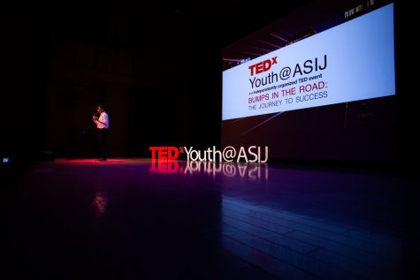Making Change: TEDx Youth Returns to ASIJ
