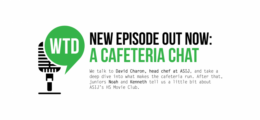 What's the Dealio? – Episode 10: A Cafeteria Chat