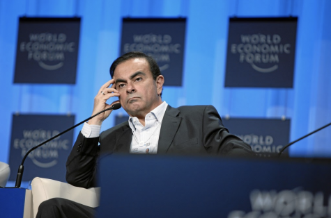 Going, Going, Ghosn