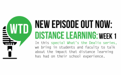 What's the Dealio? – Episode 12: Distance Learning Week 1
