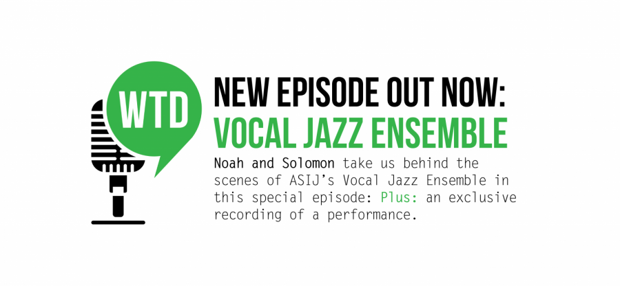 What's the Dealio – Episode 15: Vocal Jazz Ensemble