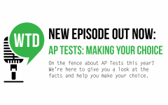 Navigation to Story: What's the Dealio? – Episode 21: AP Tests: Making Your Choice