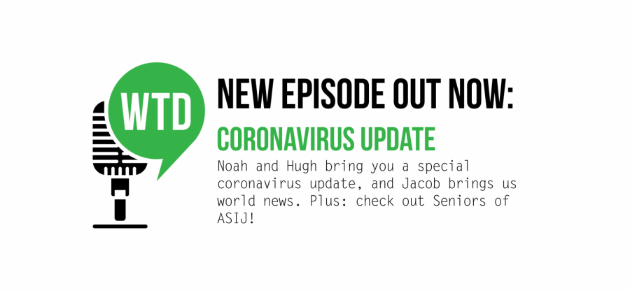 What's the Dealio? - Episode 22: Coronavirus Update
