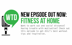 Navigation to Story: What's the Dealio? – Episode 23: Fitness at Home