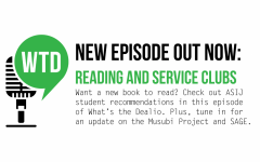 Navigation to Story: What's the Dealio? – Episode 24: Reading and Service Clubs