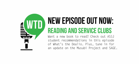 What's the Dealio? – Episode 24: Reading and Service Clubs