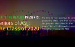 Navigation to Story: What's the Dealio? – Episode 26: Seniors of ASIJ – Class of 2020