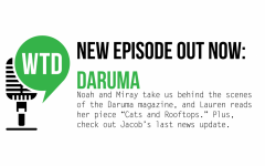 Navigation to Story: What's the Dealio? – Episode 25: Daruma