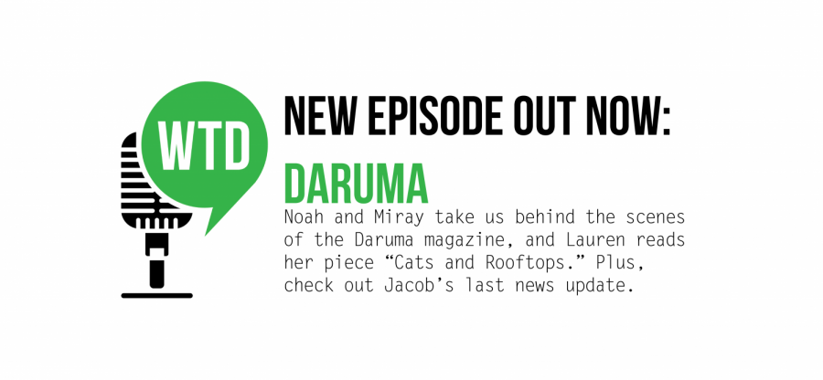 What's the Dealio? – Episode 25: Daruma