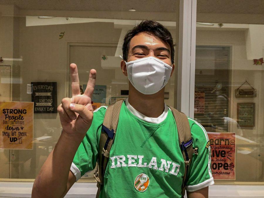 Humans of ASIJ - Ronan Takizawa '22