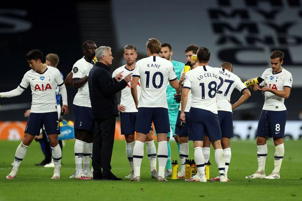 Hotspurs on Top and Title Dreams Rise