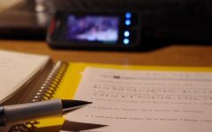 Navigation to Story: The Art of Last-Minute Homework