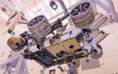 Navigation to Story: NASA's Perseverance Rover Lands Safely on the Red Planet