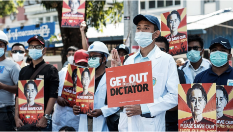 The War For Myanmar's Future