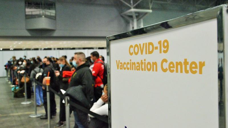The Irregular Pace of Coronavirus Vaccine Distribution