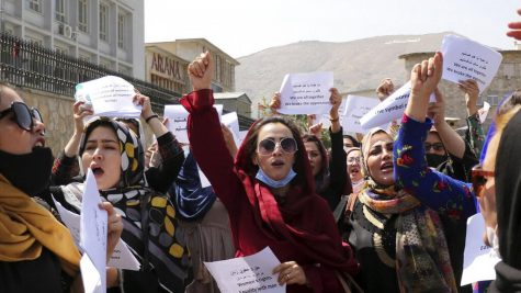Women and the New Taliban Government